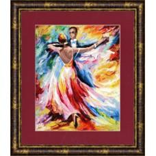 """Набор для вышивки Золотое руно ЧМ-021 """"Танец любви"""""""
