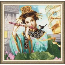 """Набор для вышивки Золотое руно ЧМ-042 """"Волшебная флейта"""""""