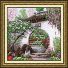"""Набор для вышивки Золотое руно ДЛ-031 """"Весна в Японии"""""""