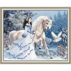 """Набор для вышивки Золотое Руно Ф-028 """"Волшебный лес"""""""