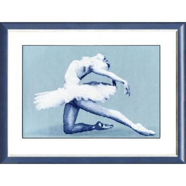 """Набор для вышивки крестом Золотое Руно ГТ-041 """"Балерина"""""""