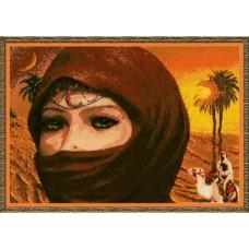 """Набор для вышивки Золотое руно КВ-005 """"Египтянка"""""""
