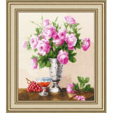"""Набор для вышивки Золотое руно ЛЦ-060 """"Королевские розы"""""""