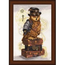 Набор для вышивания Золотое руно ЛС-006 Ключ веремени по мот.карт.Шумаковой Е.
