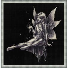 """Набор для вышивки Золотое руно МЛ-011 """"Серебристая фея"""""""