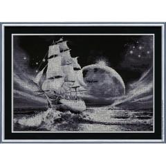 """Набор для вышивки Золотое Руно ММ-012 """"Лунный путь"""""""