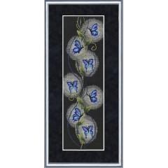 """Набор для вышивки Золотое руно НА-008 """"Бабочки"""""""