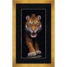 """Набор для вышивки Золотое руно НС-005 """"Тигр"""""""