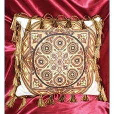 """Набор для вышивки Золотое руно П-001 """"Восточная подушка"""""""