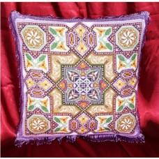 """Набор для вышивки Золотое руно П-003 """"Арабская подушка"""""""