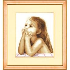 """Набор для вышивки Золотое руно СВ-003 """"Детские мечты"""""""