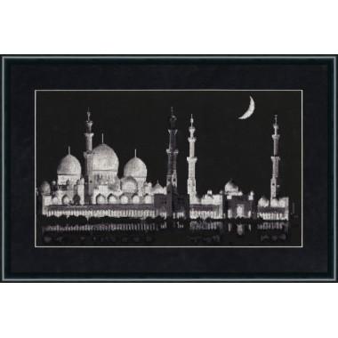 """Набор для вышивки крестом Золотое Руно ВС-004 """"Мечеть шейха Заида"""""""