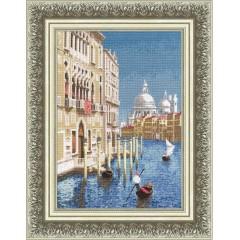 Набор для вышивки Золотое Руно ВС-008 Прекрасная Венеция