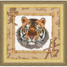 """Набор для вышивки Золотое руно БС-003 """"Уссурийский тигр"""""""