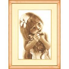 """Набор для вышивки Золотое руно СВ-011 """"Любимый котёнок"""""""