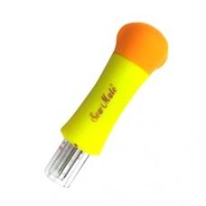 Игла для фелтинга FN-001 (H) из 7 тонких игл с пластиковой ручкой