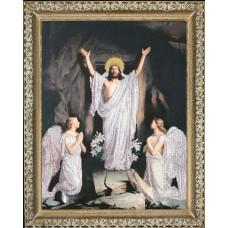 """Набор для вышивания бисером Краса і Творчість 10211 """"Воскресение Господне"""""""