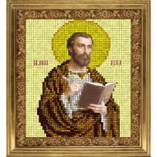 """Набор для вышивания бисером Краса і Творчість 10214 """"Св. Лука"""""""