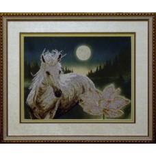 """Набор для вышивания бисером Краса і Творчість 10709 """"Лунная соната"""""""