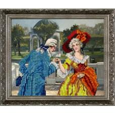 """Набор для вышивания бисером Краса і Творчість 41015 """"Чудесное мгновение"""""""