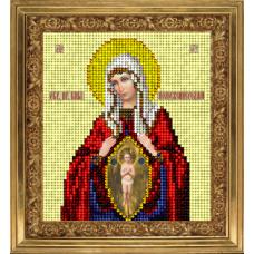 """Набор для вышивания бисером Краса і Творчість 60913 """"Помощница при родах"""""""