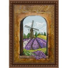 """Набор для вышивания крестиком Краса і Творчість 70714 """"Аромат Прованса"""""""