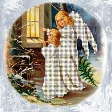 """Набор для вышивания бисером Краса і Творчість 81114 """"Рождественские истории 8"""""""