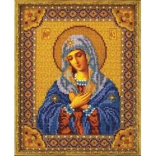 """Набор для вышивки бисером Кроше В-153 """"Богородица Умиление"""""""