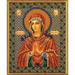 """Набор для вышивки бисером Кроше В-154 """"Богородица Умягчение Злых Сердец"""""""