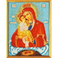 """Набор для вышивки бисером Кроше В-170 """"Богородица Почаевская"""""""