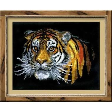 """Набор для вышивки Риолис 259 """"Тигр"""""""