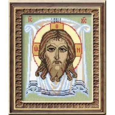 """Набор для вышивки крестом Риолис 444 """"Спас Нерукотворный"""""""