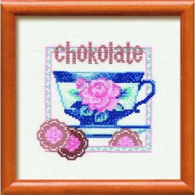 """Набор для вышивки Риолис 694 """"Шоколад"""""""