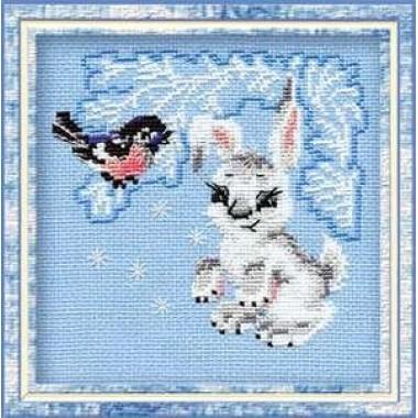 """Набор для вышивки Риолис 798 """"Зайчонок"""""""