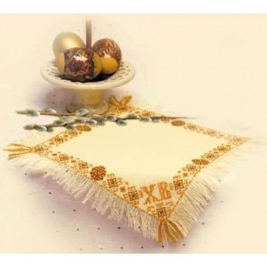 """Набор для вышивки Риолис 823 Салфетка """"Христос Воскресе"""""""