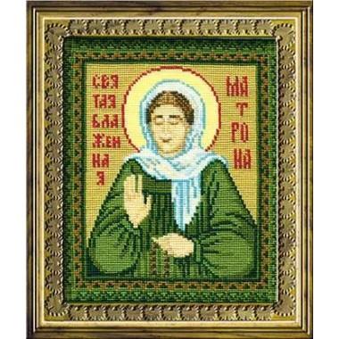 """Набор для вышивки крестом Риолис 876 """"Св. Блаженная Матрона"""""""