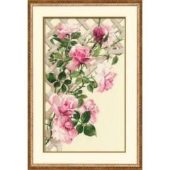 """Набор для вышивки Риолис 898 """"Розовые розы"""""""