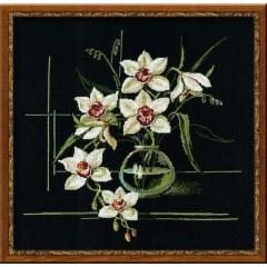 """Набор для вышивки Риолис 941 """"Орхидеи"""""""