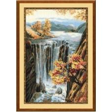 """Набор для вышивки Риолис 974 """"Водопад"""""""
