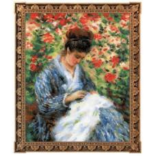 Вышивка крестом картины русских художников