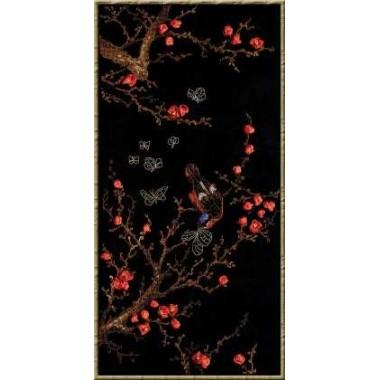 """Набор для вышивки Риолис 1062 """"Цветущая ветвь"""""""