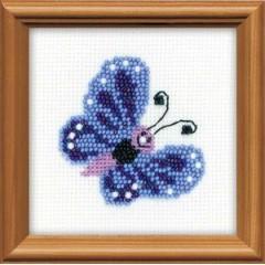 """Набор для вышивки Риолис 1110 """"Бабочка"""""""