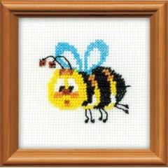 """Набор для вышивки Риолис 1111 """"Пчёлка"""""""