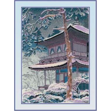 """Набор для вышивки Риолис 1156 """"Пагода"""""""