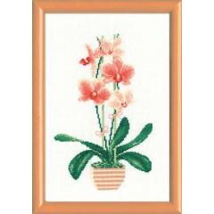 """Набор для вышивки Риолис 1161 """"Желтая орхидея"""""""