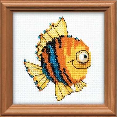 """Набор для вышивки Риолис 1166 """"Рыбка"""""""