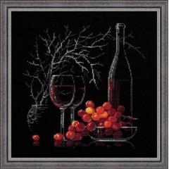 """Набор для вышивки Риолис 1239 """"Натюрморт с красным вином"""""""
