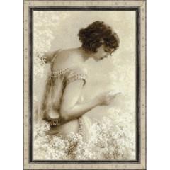 """Набор для вышивки Риолис 1277 """"Старая фотография. Письмо"""""""