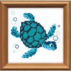 """Набор для вышивки Риолис 1290 """"Морская черепаха"""""""