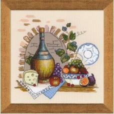 """Набор для вышивки Риолис 1303 """"Натюрморт с сыром"""""""
